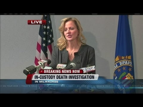 RAW VIDEO: US Attorney's Office Launching Federal Civil Rights Investigation Into Derek Williams' De