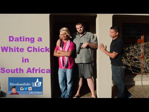 Dating Whites Girls in South Africa
