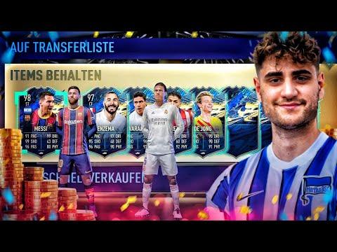 FIFA 21: LEO UND SEINE AMIGOS GÖNNEN 7 MIO+ COINS AUS 11er SET🔥 17 TOP200 REWARDS BEIM LALIGA TOTS