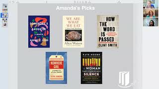 Librarian Book Club Chat - June 2021