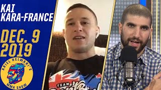 Kai Kara-France relishing opportunity to fight at UFC 245 in Vegas | Ariel Helwani's MMA Show