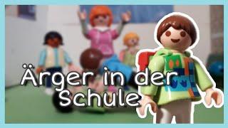Ärger in der Schule - Playmobil film deutsch - Creative Playmo