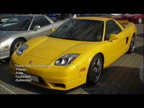 JAF 2010 | Honda NSX sound! - YouTube