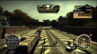 NFSMW Bounty Cheat