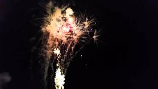 McCall winter carnival fireworks 2016