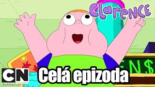 Clarence | Penězomet | Cartoon Network