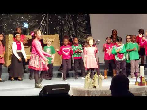 Haverhill Baptist Day School 2018 Christmas Program