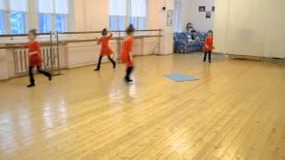 Открытый урок младшей группы (6-7 лет)
