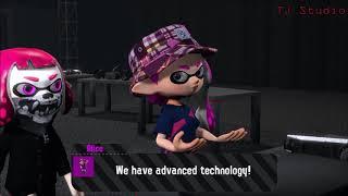 【Splatoon SFM Short】 We have advanced technology