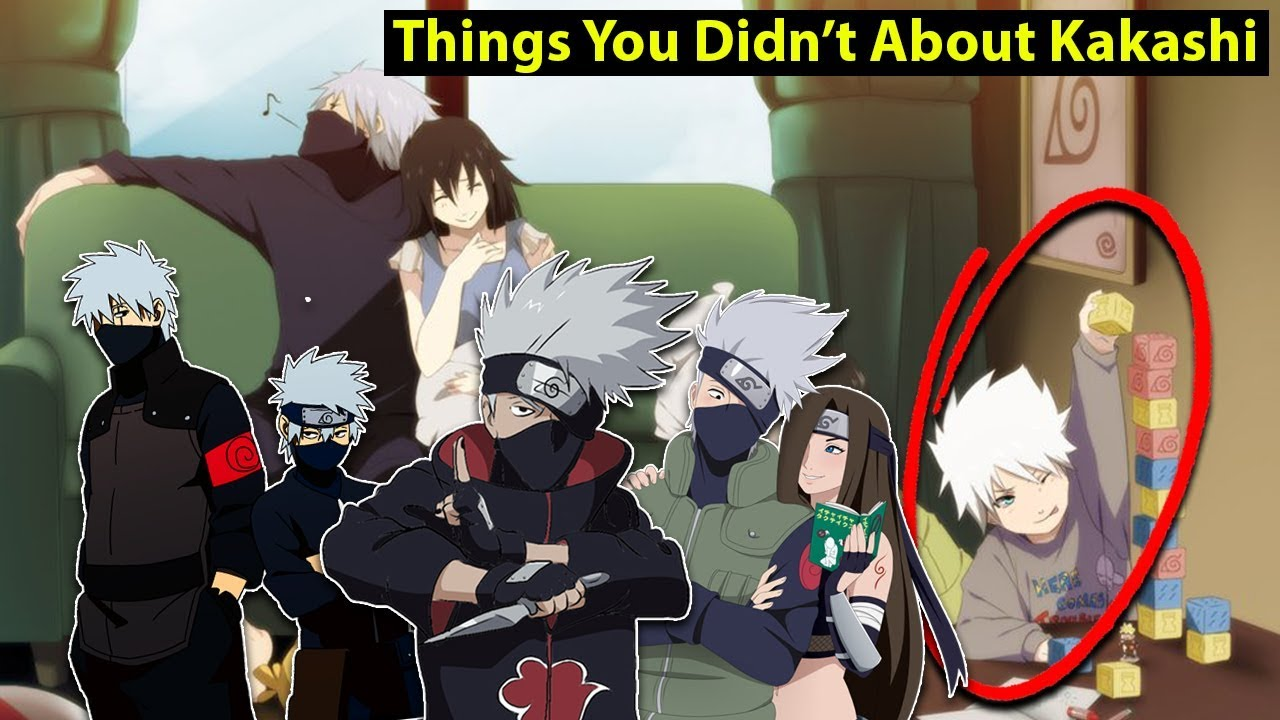 5 Things You Didn T Know About Kakashi Hatake In Naruto Boruto Youtube