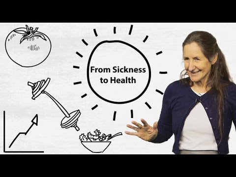 3015 - God's Method of Healing from the Bible / From Sickness to Health - Barbara O'Neill