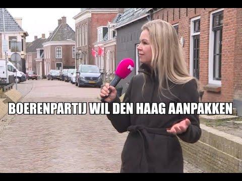 Zo wil sexy Femke van boerenpartij Den Haag aanpakken