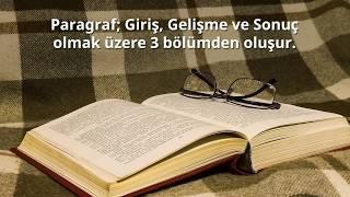 YGS Türkçe – Paragrafta Yapı - Yeni Nesil Ders Notları
