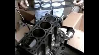 Chrysler motor 2.4 DOHC Desmontar pieza a pieza (Tutorial Mecanica Automoción)
