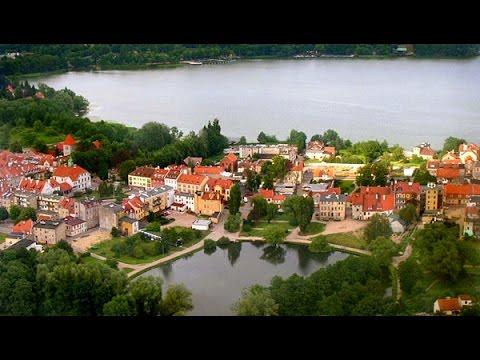 Мронгово Mrągowo город на северо востоке Польши в Варминьско Мазурском воеводстве