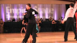 Sasha Maria Jive Ballroom Dance Competition