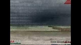 إعصار جونو - ولاية قريات QURIYAT سلطنة عُمان 2007 GONU CYCLONE