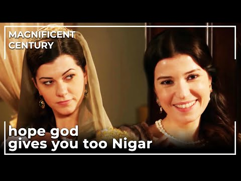 nigar-takes-care-of-hatice's-baby-|-magnificent-century