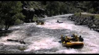 Splash rafting trip - Rafting Estes Park Colorado with Mountain Whitewater Descents thumbnail