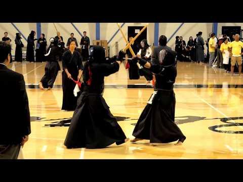Kendo 2017 Nikkei Games Kachinuki Mixed Team Division: Match 5