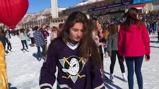 Медео - празднуем 14 февраля со Скруджи