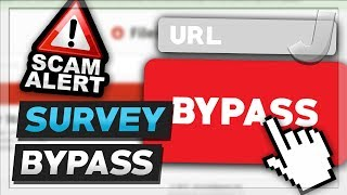 "BYPASS ANY SURVEY! ""Is Surveybypass.net Legit?"" (Bamboozled Again #11)"