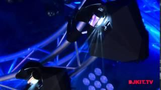 AMERICAN DJ WARLOCK @NAMM 2015 WITH DJKIT TV