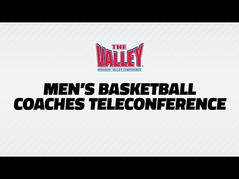Feb. 13, 2017 Men's Basketball Coaches Teleconference