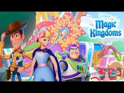 Disney Magic Kingdoms   Toy Story 4 Update - I BUY FORKY