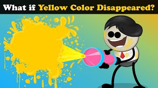 What if Yellow Color Disappeared? | #aumsum #kids #science #education #children