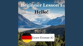 Learn German for Beginners: Dialog 3 - Wie Geht Es Dir?