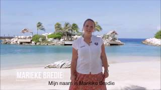 Business School Notenboom student Marieke loopt stage bij Baoase Luxury Resort