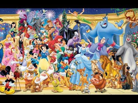Любимые МультСериалы Disney(заставки)