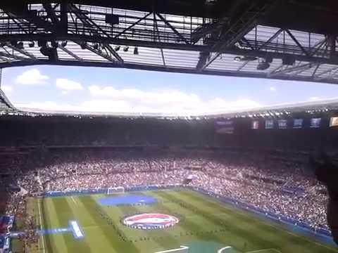 Cérémonie D Ouverture Du Match France Irlande 2 1 à Lyon