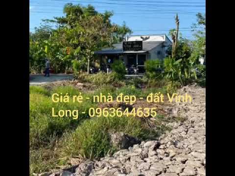 Giá rẻ – nhà đẹp – đất Vĩnh Long – 0963644635