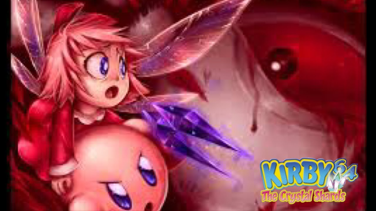 kirby and the crystal shards final boss