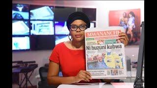 LIVE MAGAZETI: Ni huzuni kubwa, Ajali ya MV Nyerere Mbunge alitabiri,