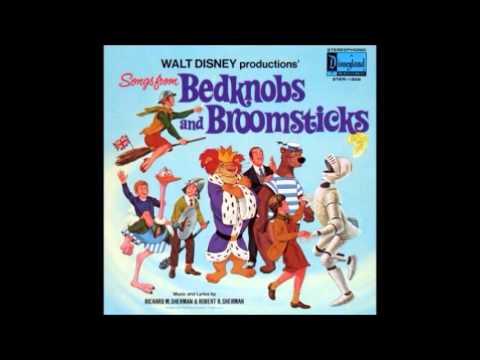 Bedknobs and Broomsticks OST - 03 - With A Flair