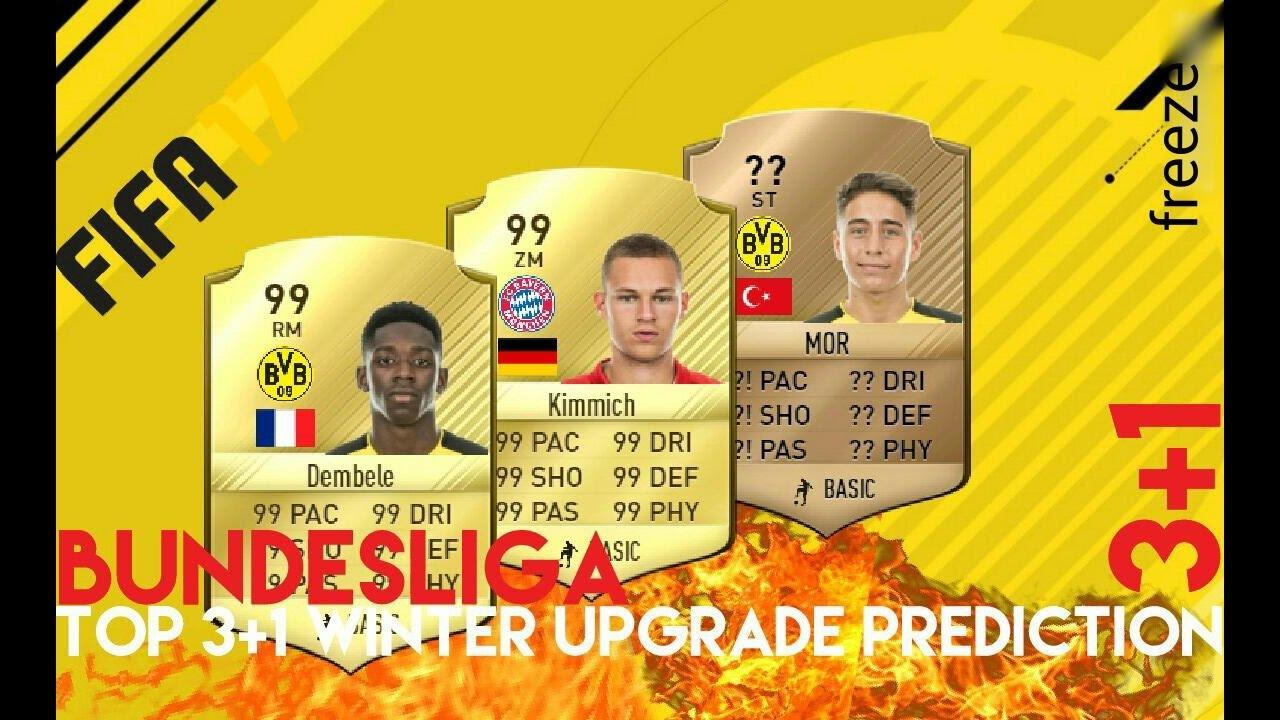 Bundesliga Upgrades Fifa 17