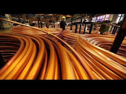 Copper is Depressed Thanks to Oil Prices