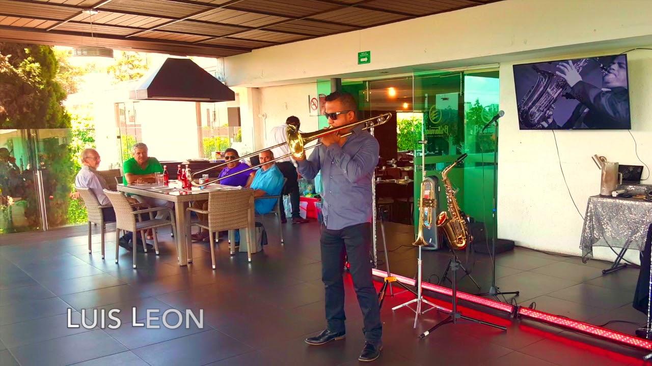 Hotel Casa Grande Morelia Beatles Medley Version Saxofon