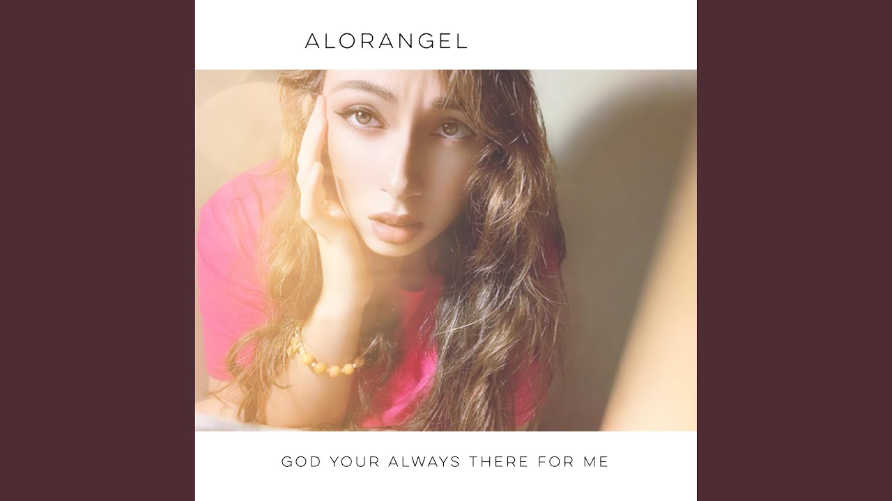 "Inventive Artist Alorangel Sparks Interest With, ""God Is Always There For Me"""