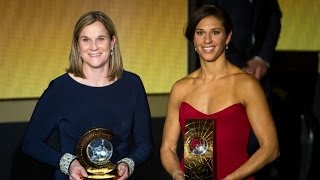 A Special Night for the WNT: The Ballon D'Or in Zurich