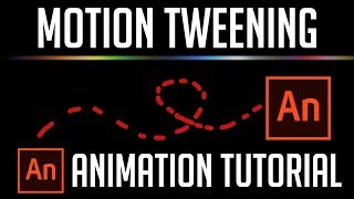 Learn Motion Tween Animation In 10 Minutes   Adobe Animate 2019 Tutorial For Beginners