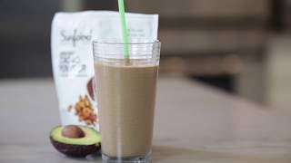 "Healthy Chocolate ""Frosty"" (Dairy free)"