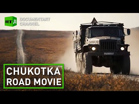 Chukotka Road Movie. A journey to Russia's wild North   RT Documentary