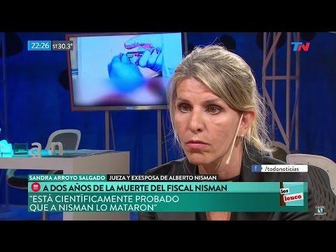 arroyo salgado: el kirchnerismo armo un grupo de tareas para desprestigiar a nisman