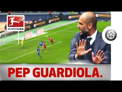 The Quickest Title of All Time - Pep Guardiola and Bayern München