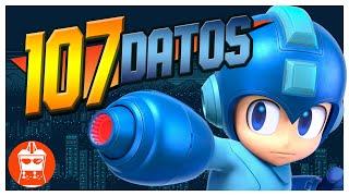 107 Datos que DEBES saber de Mega Man   AtomiK.O. #122