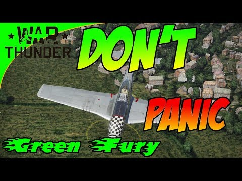 War thunder tutorial - what to do when you overshoot an enemy
